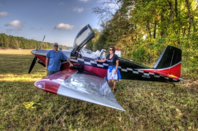 October 15, 2016 Petit Jean Fly-in